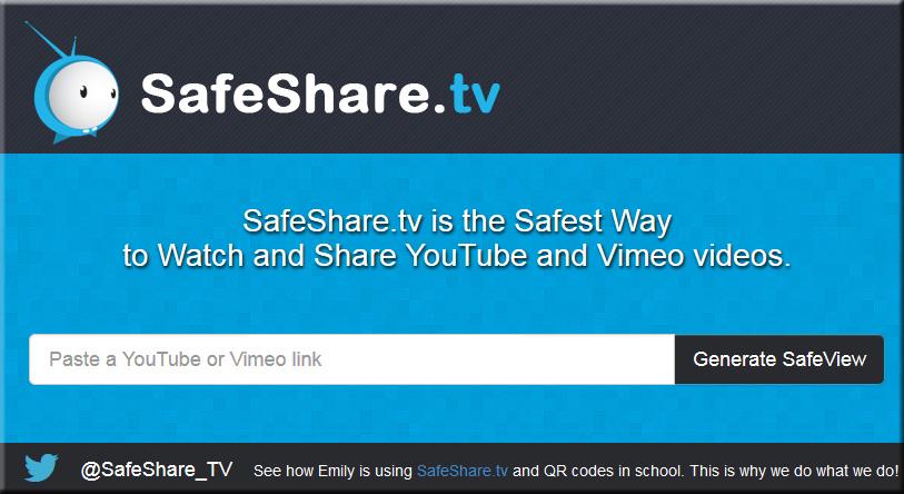 safe share tv