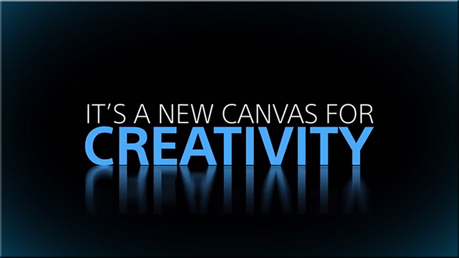 Sony-CanvasForCreativity