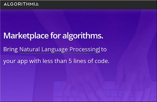 Algorithmia-July2016