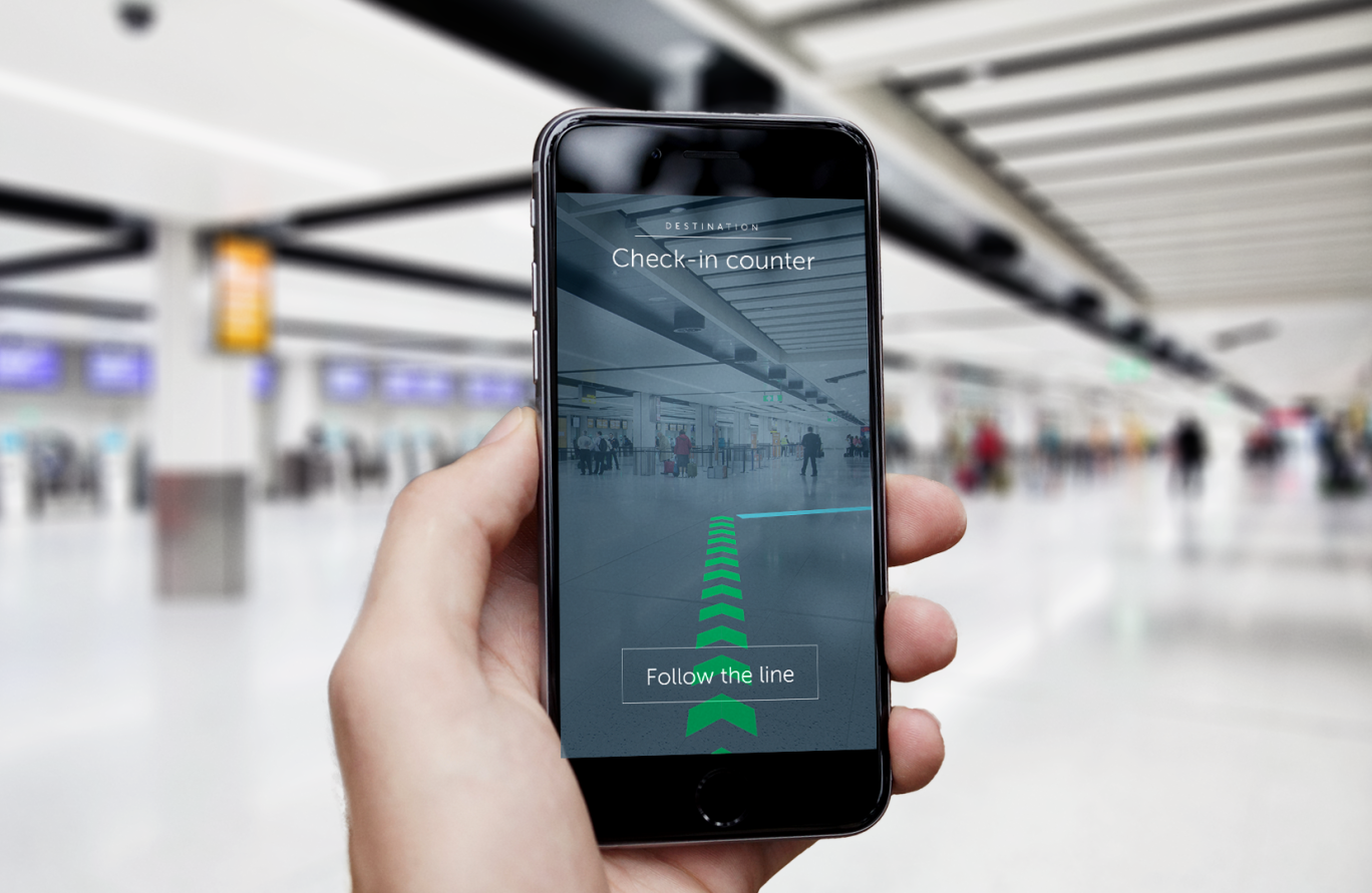 e3e86bb93645 Apple could guide you around your city using augmented reality — from  techcrunch.com by Romain Dillet