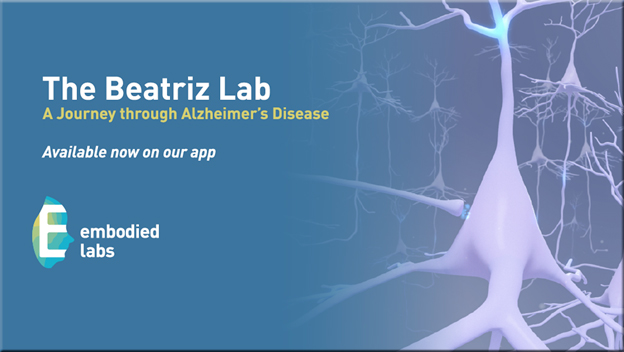 The Beatriz Lab - A Journey through Alzheimer's Disease