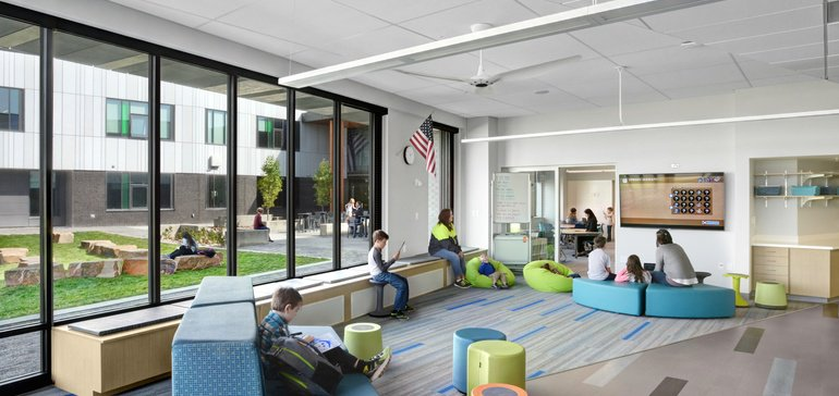 Innovative Classroom Techniques ~ Innovative classroom furnishings encourage creativity and