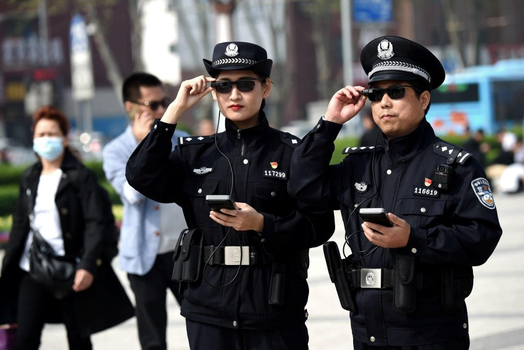 A very slippery slope has now been setup in China with facial recognition infrastructures