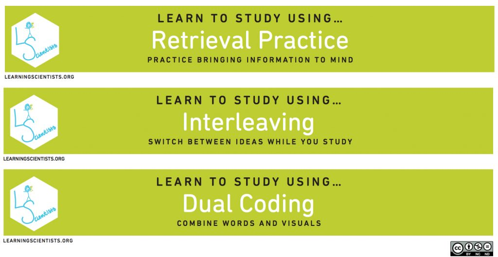 Learn how to study using these practices