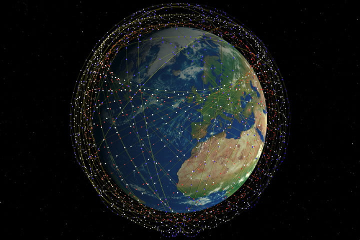 new satellite-based network would cover the entire globe -- is that a good thing?
