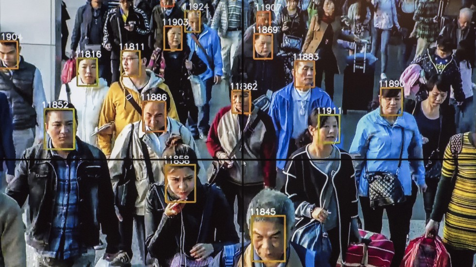 China using AI to track Muslims