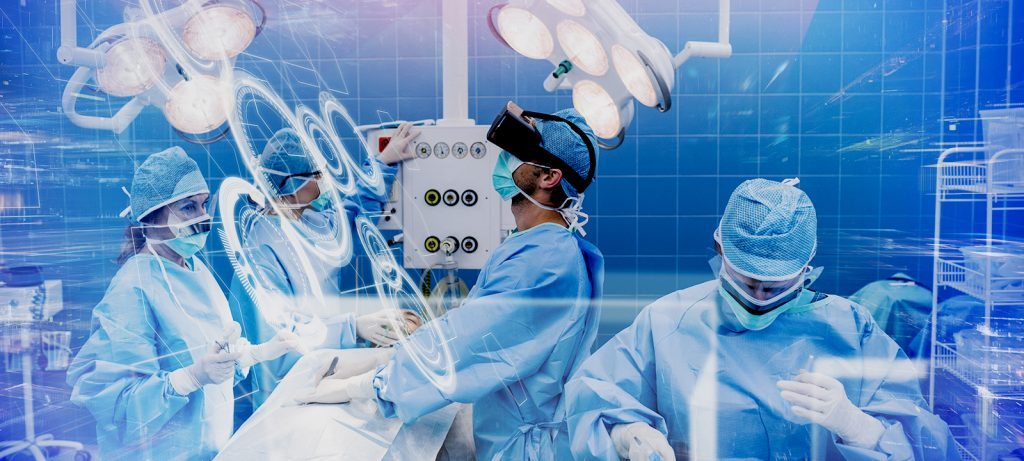 AR and VR -- the future of healthcare