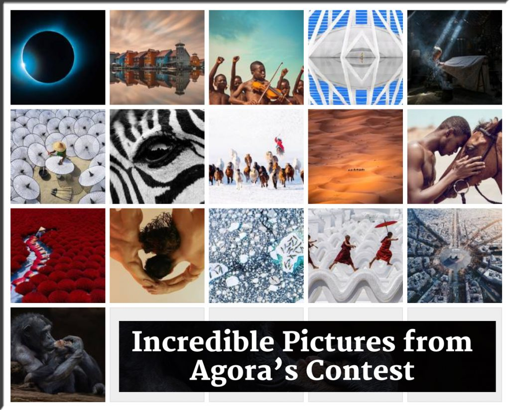 Incredible Pictures from Agora's Contest