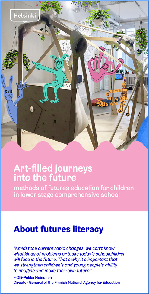 Art-filled futures education
