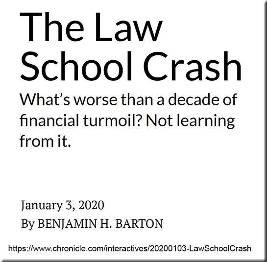The Law School Crash