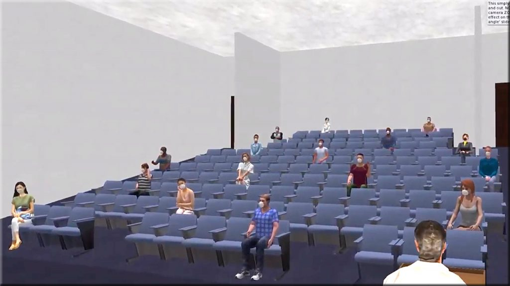 Some interesting simulations for face-to-face (F2F) classrooms from Caltech