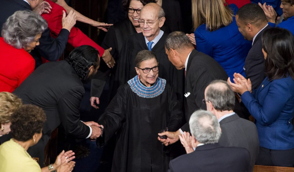 RBG's Biggest Opinions, From Civil Rights To Civil Procedure
