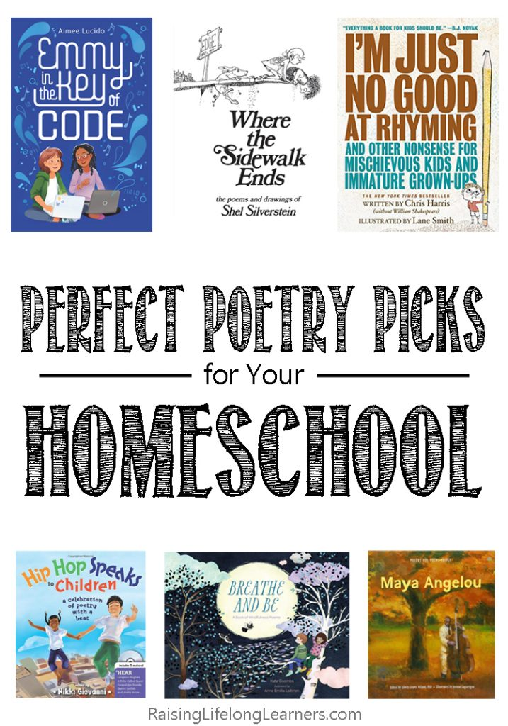 Perfect poetry picks for your homeschool