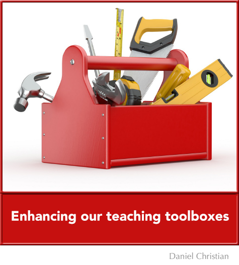 Enhancing our teaching toolboxes