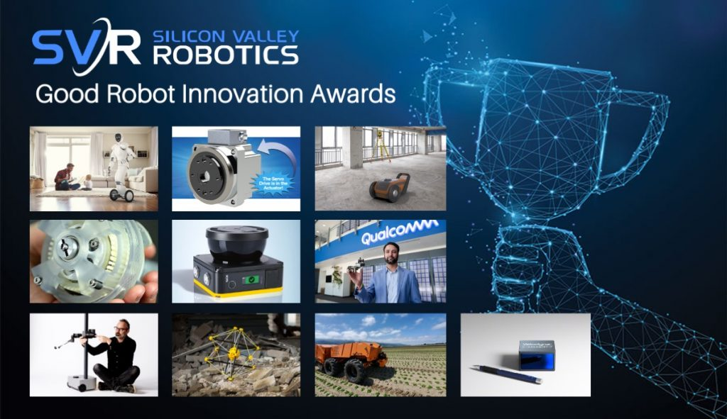 What does innovation look like in robotics? See the SVR 2020 Industry Award winners