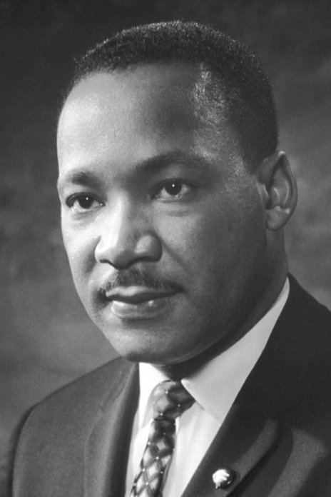Thank you LORD for Dr. Martin Luther King Jr.!!!