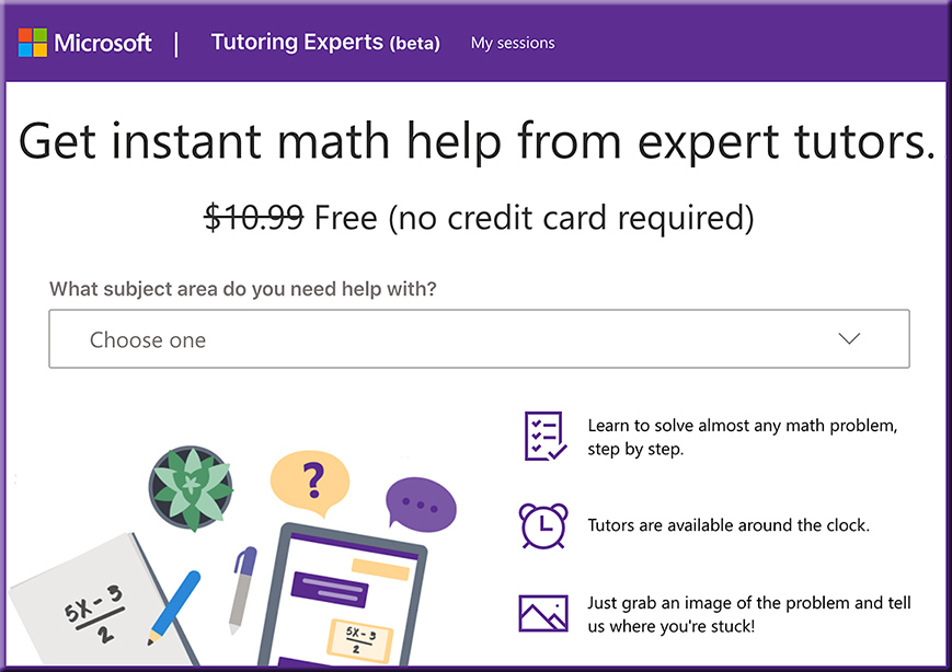 Get instant math help from expert tutors.