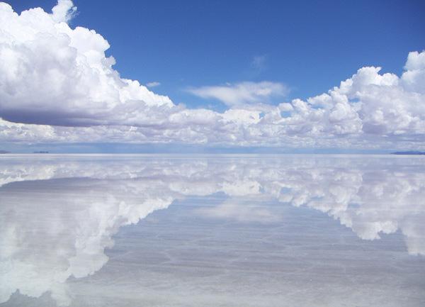 Salar de Uyuni, Bolivia Image Source: Libertas Magazine