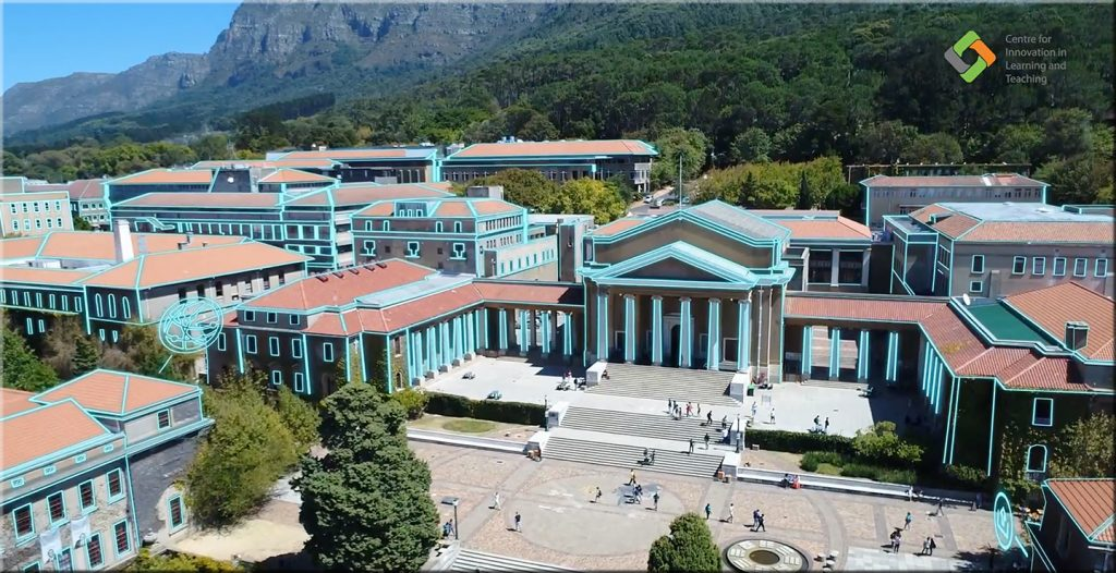 The University of Cape Town in South Africa