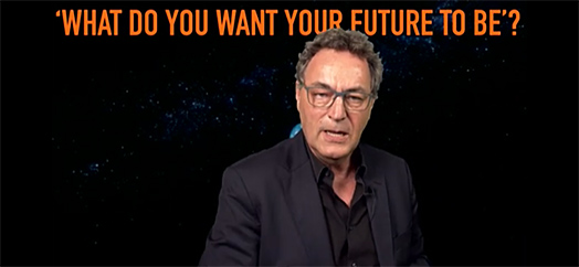 The future of social media -- a video by Gerd Leonhard in the summer of 2021