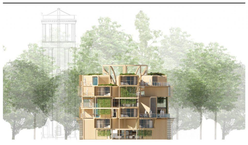London Southbank University spotlights 18 student architecture projects -- from dezeen.com