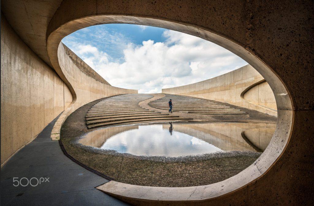 Under the bridge -- by Marc van Oostrum -- out at 500px.com