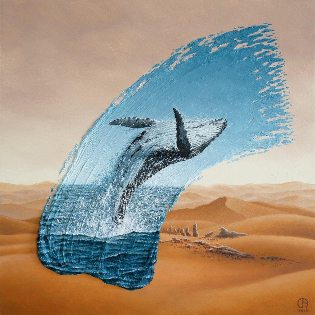 poetic landscapes by David Amarzumjan